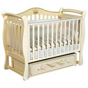 Детская кроватка JULIA 11