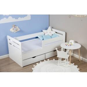 Кровать подростковая Bed-4 ЛДСП 160*80