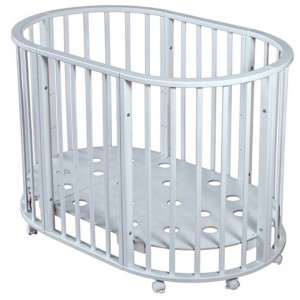 Детская кроватка Barney 11