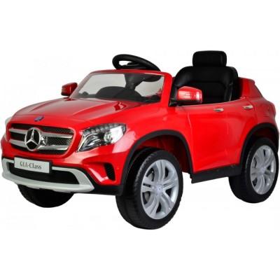 Электромобиль Mercedes BenzGLACLASS красный